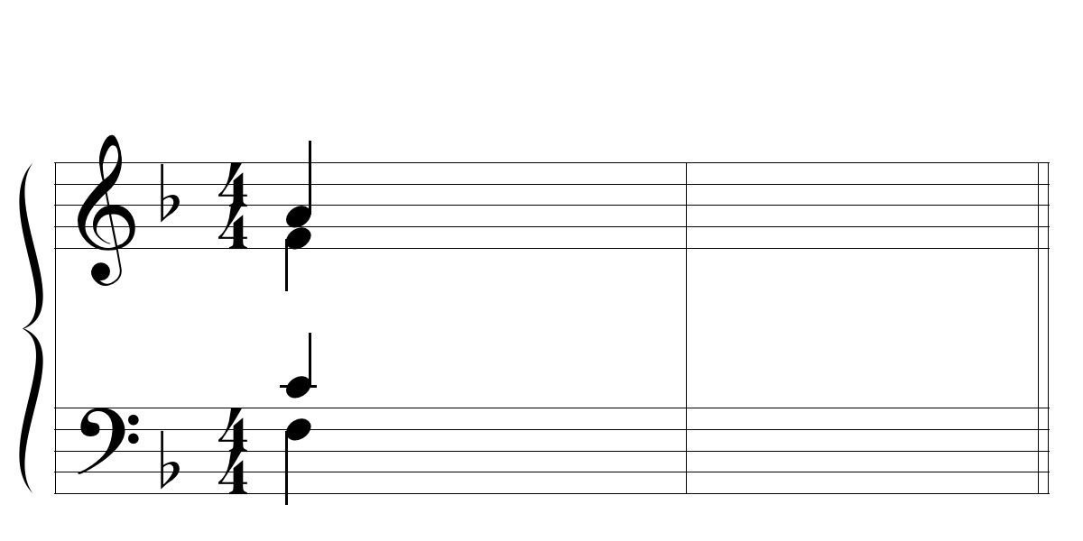 Section 2c. Harmonic Dictation (first chord given)
